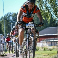 Cycling 94 km - Thomas Parvall (8669)