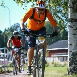 Cycling 94 km - Anders Skånberg (9668)