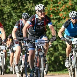 Cycling 94 km - Eddie Olsson (11376)