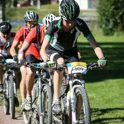 Cycling 94 km - Jeanette Oskarsson (1609)