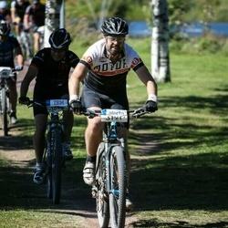 Cycling 94 km - Daniel Larsson (3191)