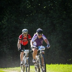 Cycling 94 km - Hege Anita Fuglesang (7406), Andreas Arvidsson (8159)