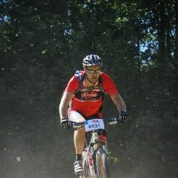 Cycling 94 km - Fredrik Edström (8531)