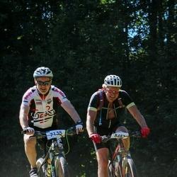 Cycling 94 km - Lars-Erik Bretting (7135), Christer Ohlsson (8487)