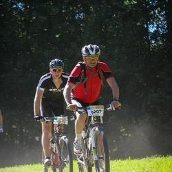 Cycling 94 km - Staffan Löthgren (8207), Hjalmar Hurtig (9572)