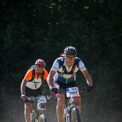 Cycling 94 km - Anders Sjögren (7673), Michel Gonzalez (8966)
