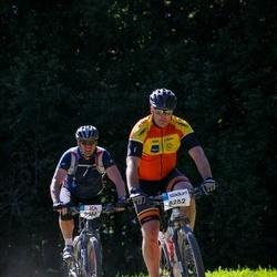 Cycling 94 km - Henrik Johansson (8252), Tomas Lejergård (8986)