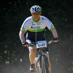 Cycling 94 km - Erik Wallmyr (8122)