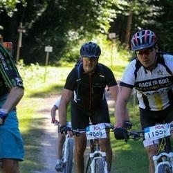 Cycling 94 km - Henrik Martinsson (9868), Mattias Kjellberg (11559)