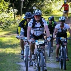 Cycling 94 km - Herman Bakke (9703)
