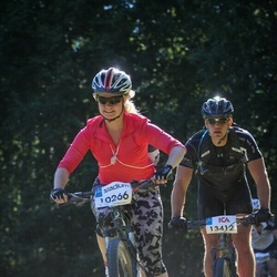 Cycling 94 km - Jennifer Dynebrink (10266), Marcus Bergholtz (13412)