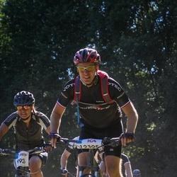Cycling 94 km - Sara Hallsund (9925), David Prytz (12395)