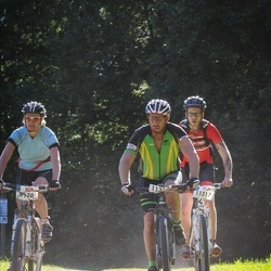 Cycling 94 km - Åsa Hulteberg (9176), Håkan Wiberg (11312), Emil Hofling (11317)