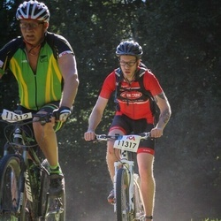 Cycling 94 km - Emil Hofling (11317)