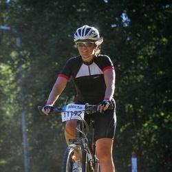 Cycling 94 km - Cecilia De Besche (11192)