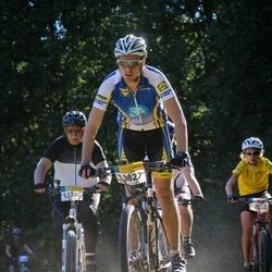 Cycling 94 km - Christer Asklöf (11390), Mattias Gunnarsson (13827)