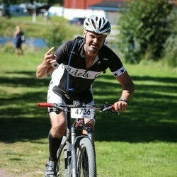 Cycling 94 km - Carl-Johan Ekelund (4736)