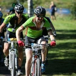 Cycling 94 km - Henrik Wass (4149)