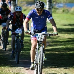 Cycling 94 km - Börje Johansson (4216)