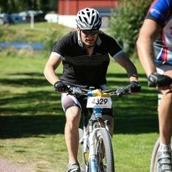 Cycling 94 km - Karl-Johan Thuresson (4329)