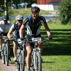 Cycling 94 km - Henrik Sandberg (4460)
