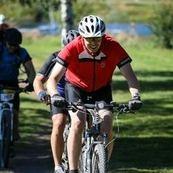 Cycling 94 km - Fredrik Engström (3812)