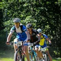 Cycling 94 km - Henrik Persson (2436), Niclas Larsson (2592)