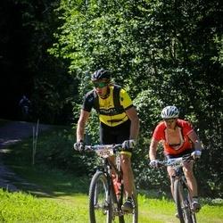 Cycling 94 km - Patrik Olsson (2143), Henrik Rönn (2670)