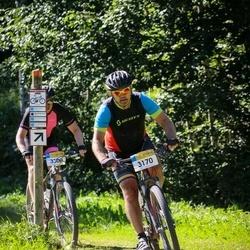 Cycling 94 km - Jeff Jackett (3170)