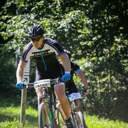 Cycling 94 km - David Kellén (4123)