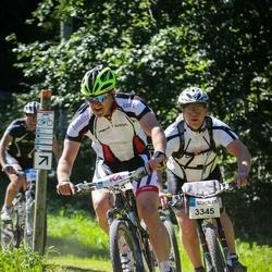 Cycling 94 km - Jonas Nilsson (3074), Benny Lindvall (3345)