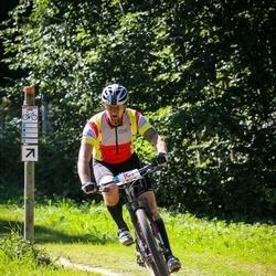 Cycling 94 km - Johan Adelgaard (2992)