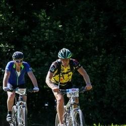 Cycling 94 km - Anders Bengtsson (5741), Dirk Johansson (6029)