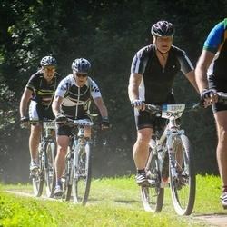 Cycling 94 km - Åke Jacobsson (5785), Jörgen Näslund (5969)