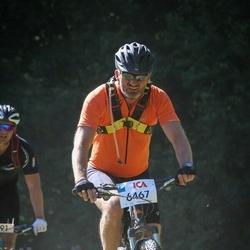 Cycling 94 km - Henrik Hagström (6467)