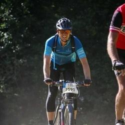 Cycling 94 km - Fredrik Ringborg (7591)