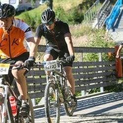 Cycling 94 km - Daniel Hägglund (14120)