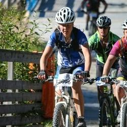Cycling 94 km - Jennie Bergman (12096)
