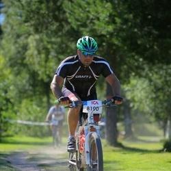 Cycling 94 km - Henrik Isaksson (8190)