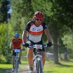 Cycling 94 km - Fredrik Ratcovich (8445)