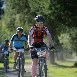 Cycling 94 km - Nina Lindh (8584)