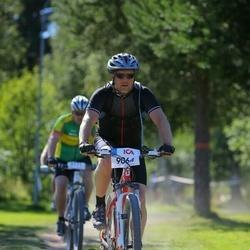 Cycling 94 km - Björn Ericsson (9064)