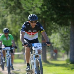 Cycling 94 km - Christian Kallio (8613)
