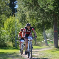 Cycling 94 km - Cecilia Andersson (9401)