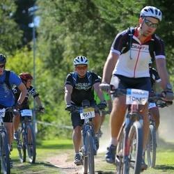Cycling 94 km - David Johansson (9511)