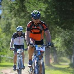 Cycling 94 km - Fredrik Broström (8877)