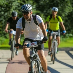 Cycling 94 km - Björn Forssén (12572)
