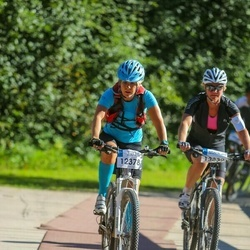 Cycling 94 km - Erika Stenbäck (12378)