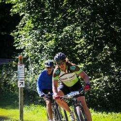 Cycling 94 km - Åsa Christiernin (3173)