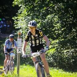 Cycling 94 km - Adrian Hellström (4113)